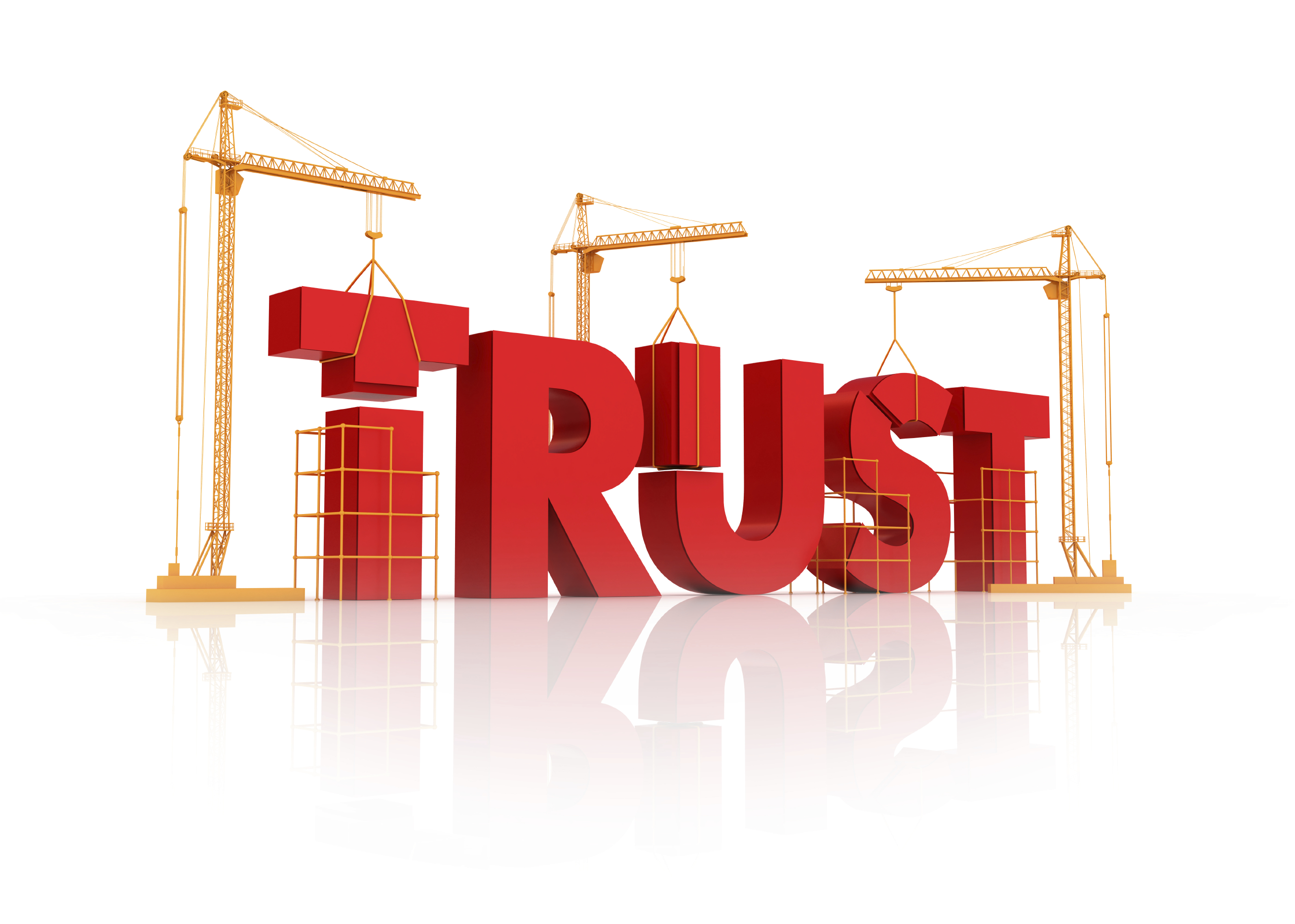 building trust in business relationship