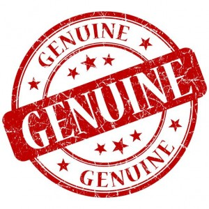 Image result for Genuine
