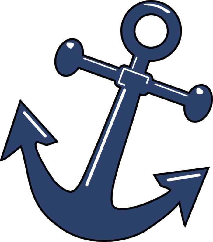 anchor points sean heritage anchor with rope clip art black and white anchor with rope clipart vector